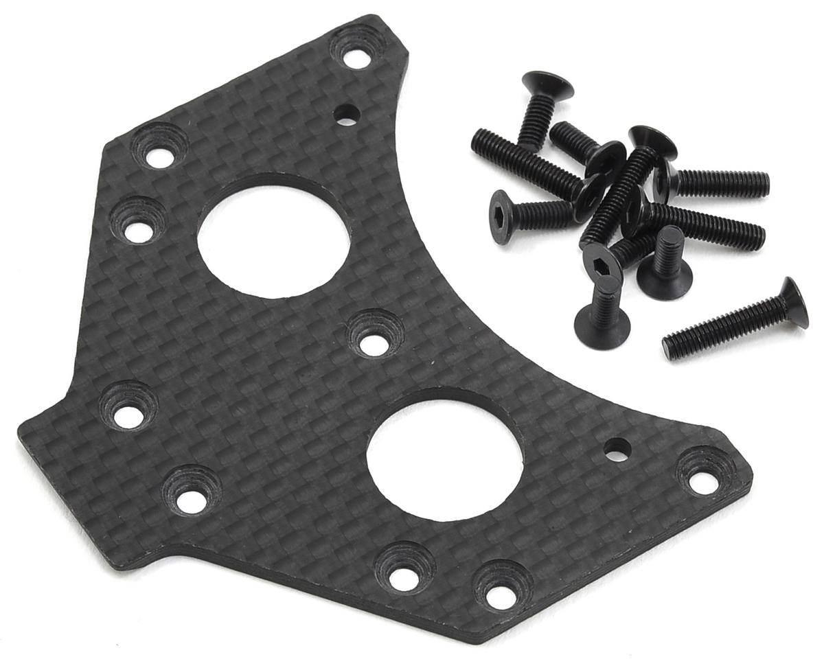 Kyosho Scorpion 2014 Carbon Gear Box Mount