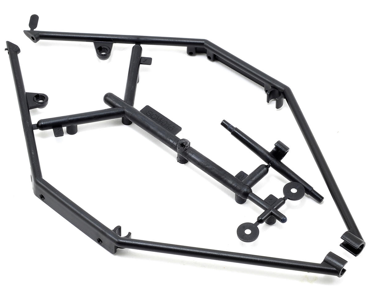 Light Bucket Compatible Roll Cage Set by Kyosho