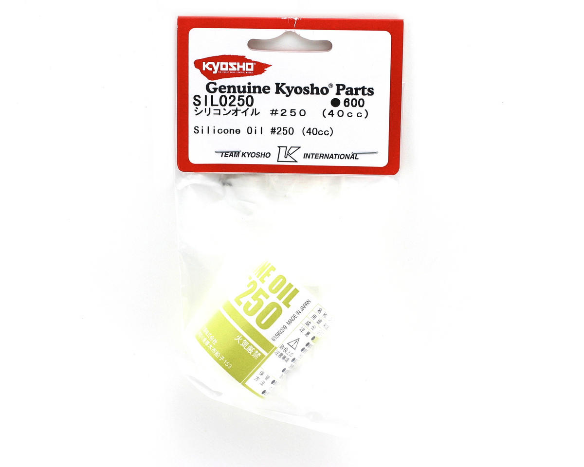 Kyosho Silicone Shock Oil (40cc) (250cst)