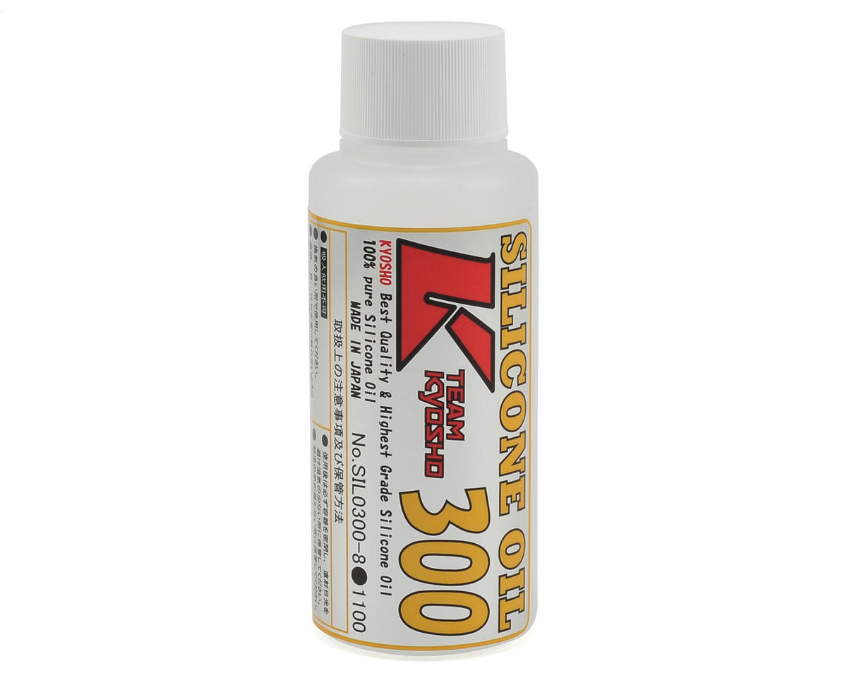 Kyosho Silicone Shock Oil (80cc) (300cst)