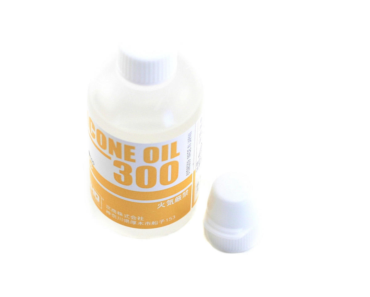 Kyosho Silicone Shock Oil (40cc) (300cst)