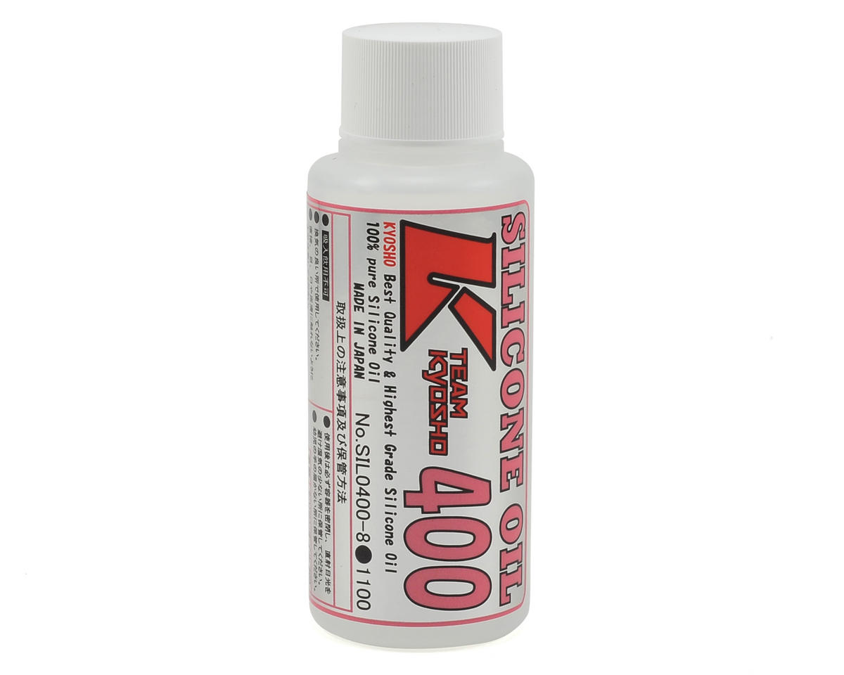 Kyosho Silicone Shock Oil (80cc) (400cst)
