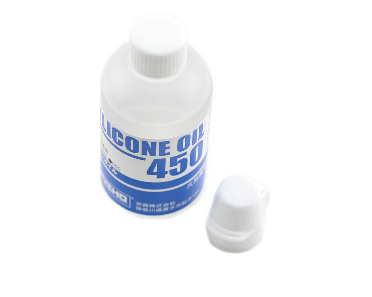 Kyosho Silicone Shock Oil (40cc) (450cst)