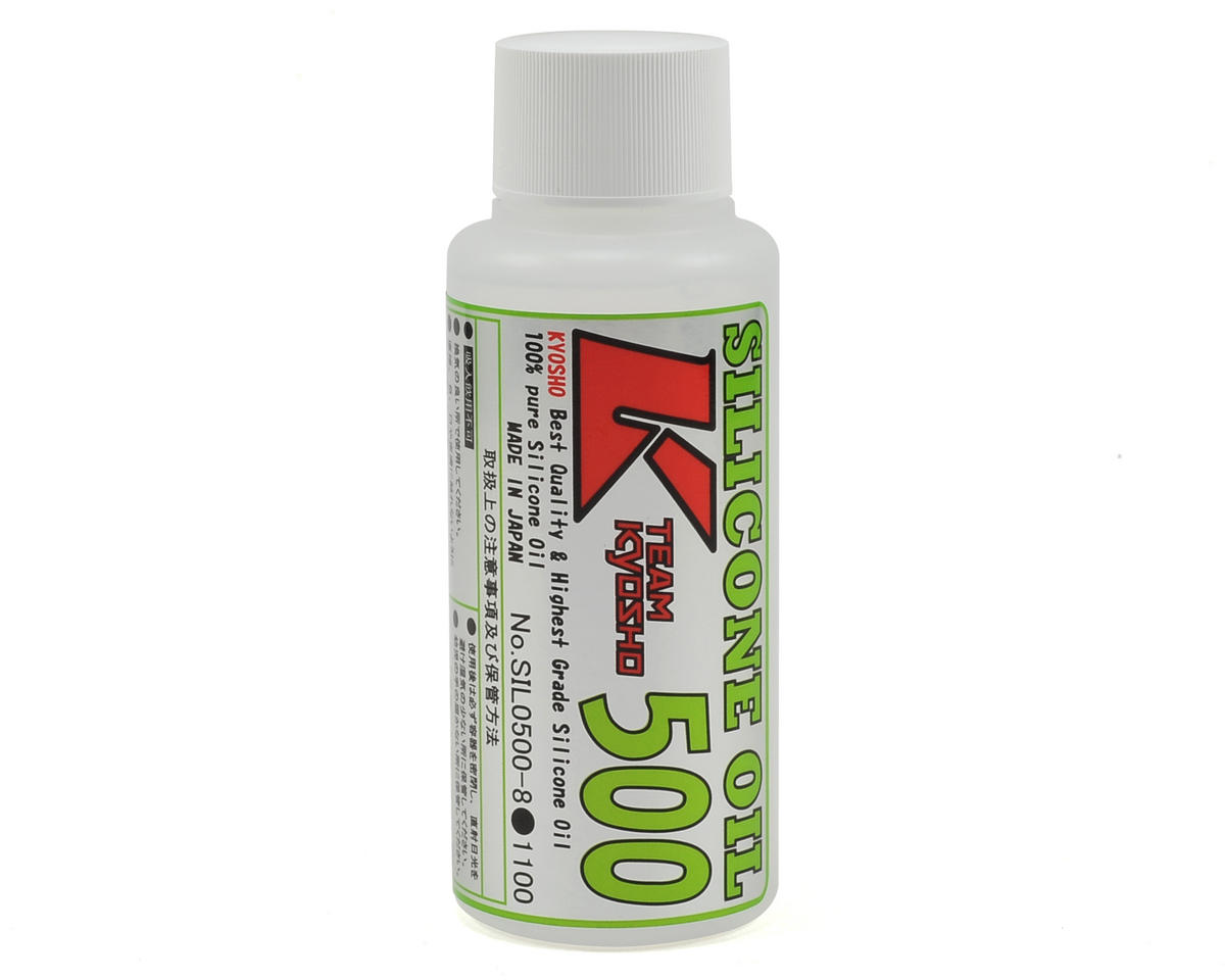 Kyosho Silicone Shock Oil (80cc) (500cst)