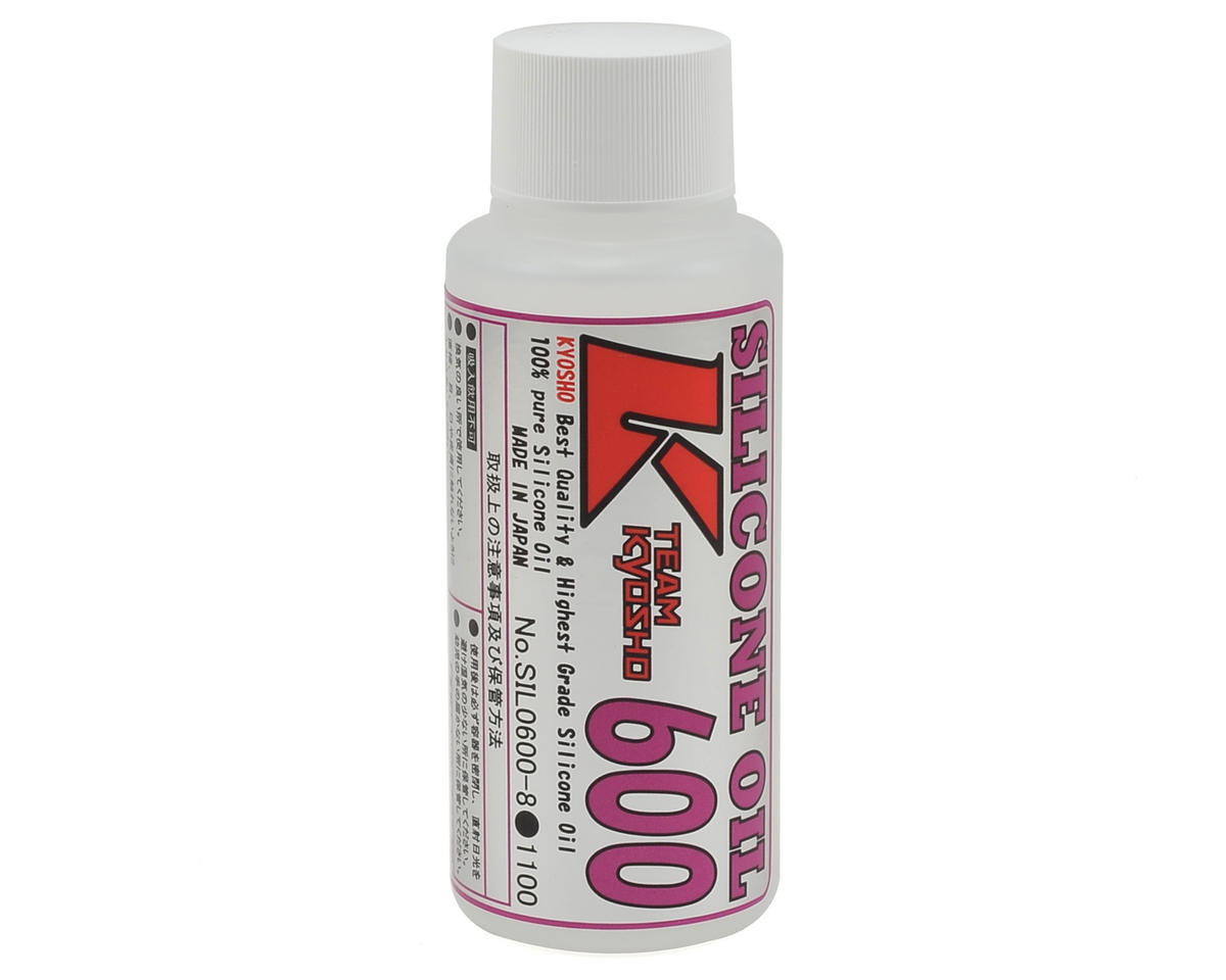 Kyosho Silicone Shock Oil (80cc) (600cst)