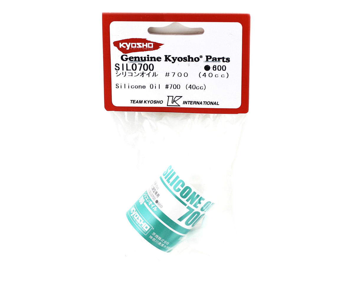 Kyosho Silicone Shock Oil (40cc) (700cst)