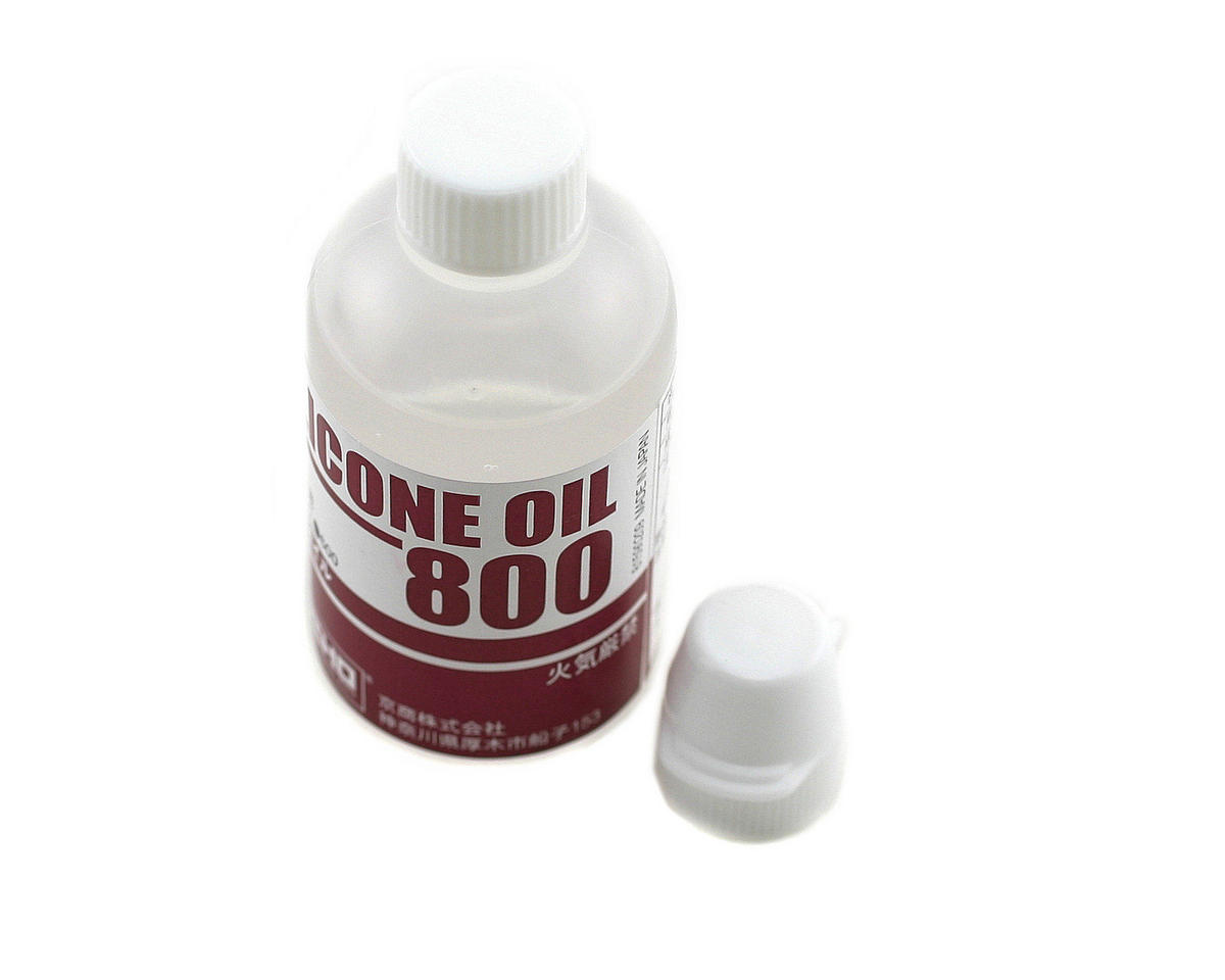 Kyosho Silicone Shock Oil (40cc) (800cst)