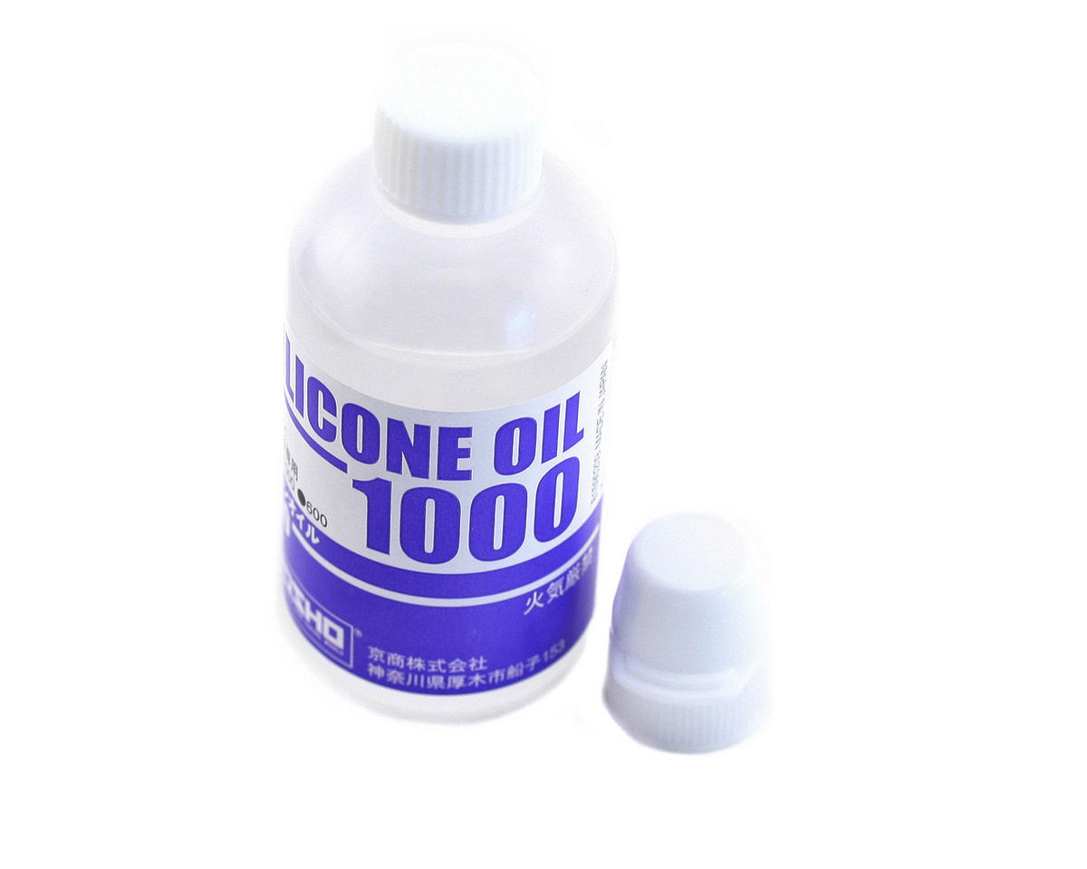 Silicone Differential Oil (40cc) (1,000cst) by Kyosho