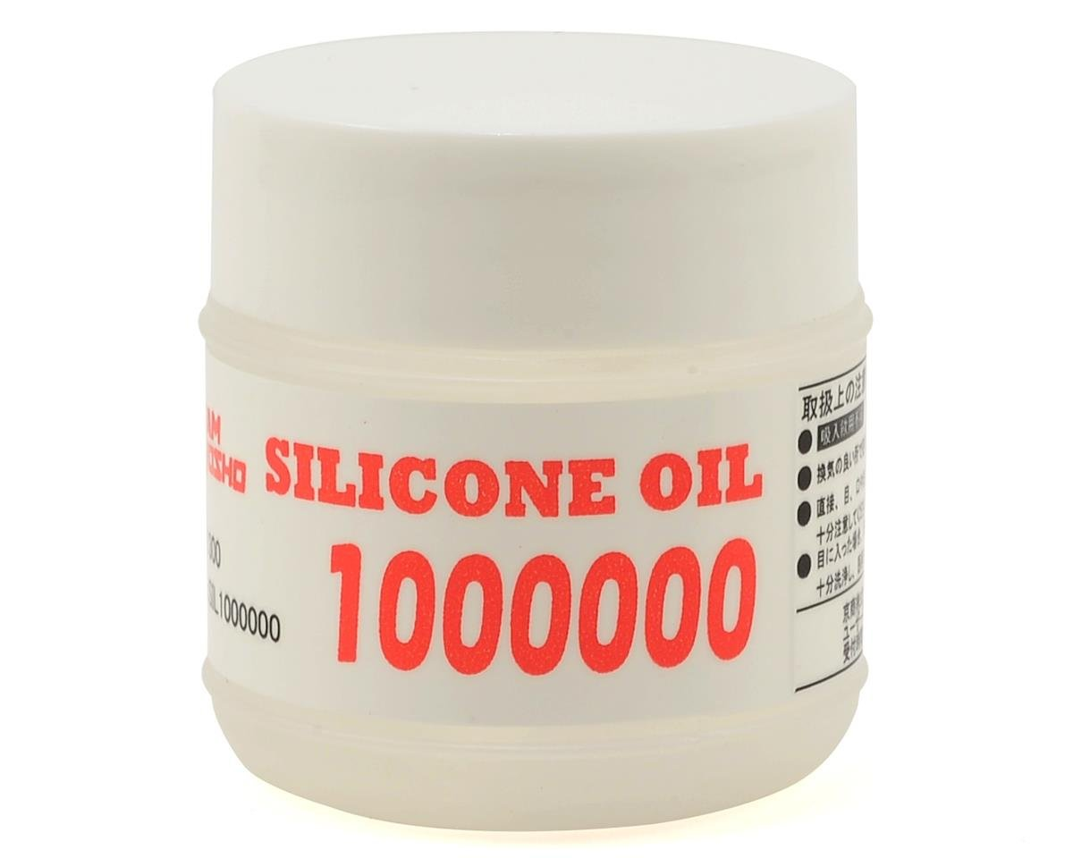 Silicone Differential Oil (1,000,000wt) (20cc) by Kyosho