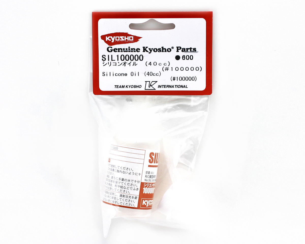 Kyosho Silicone Differential Oil (40cc) (100,000cst)