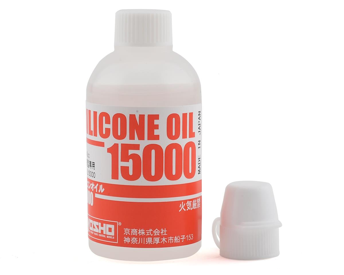 Kyosho Silicone Differential Oil (40cc) (15,000cst)