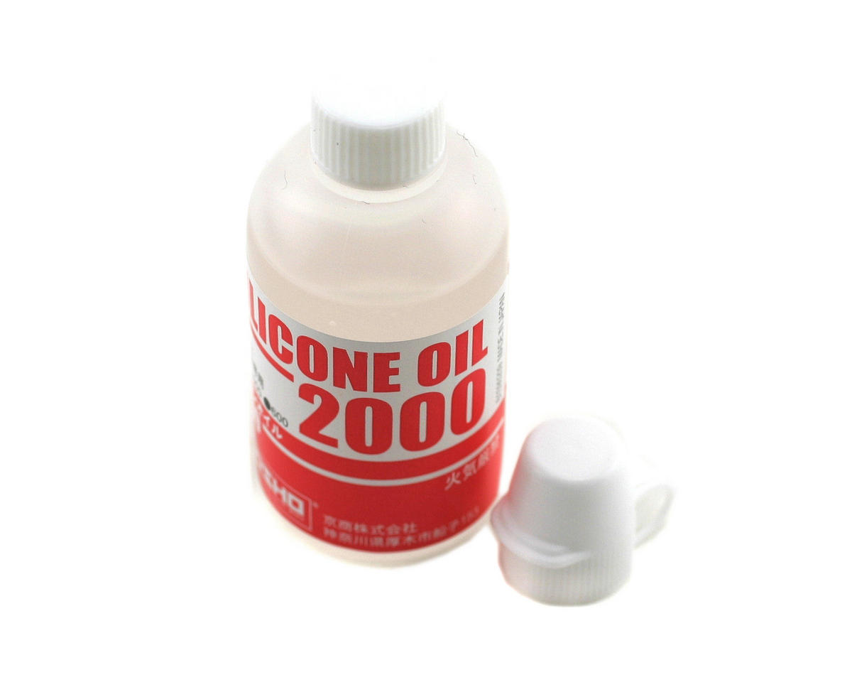Silicone Differential Oil (40cc) (2,000cst) by Kyosho