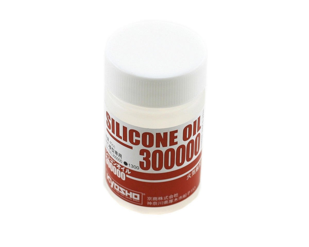 Silicone Differential Oil (40cc) (300,000cst) by Kyosho