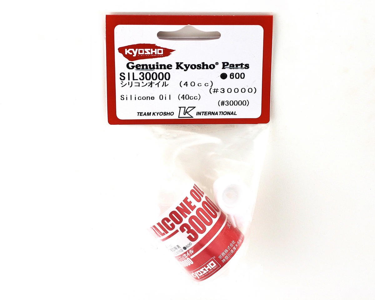 Kyosho Silicone Differential Oil (40cc) (30,000cst)