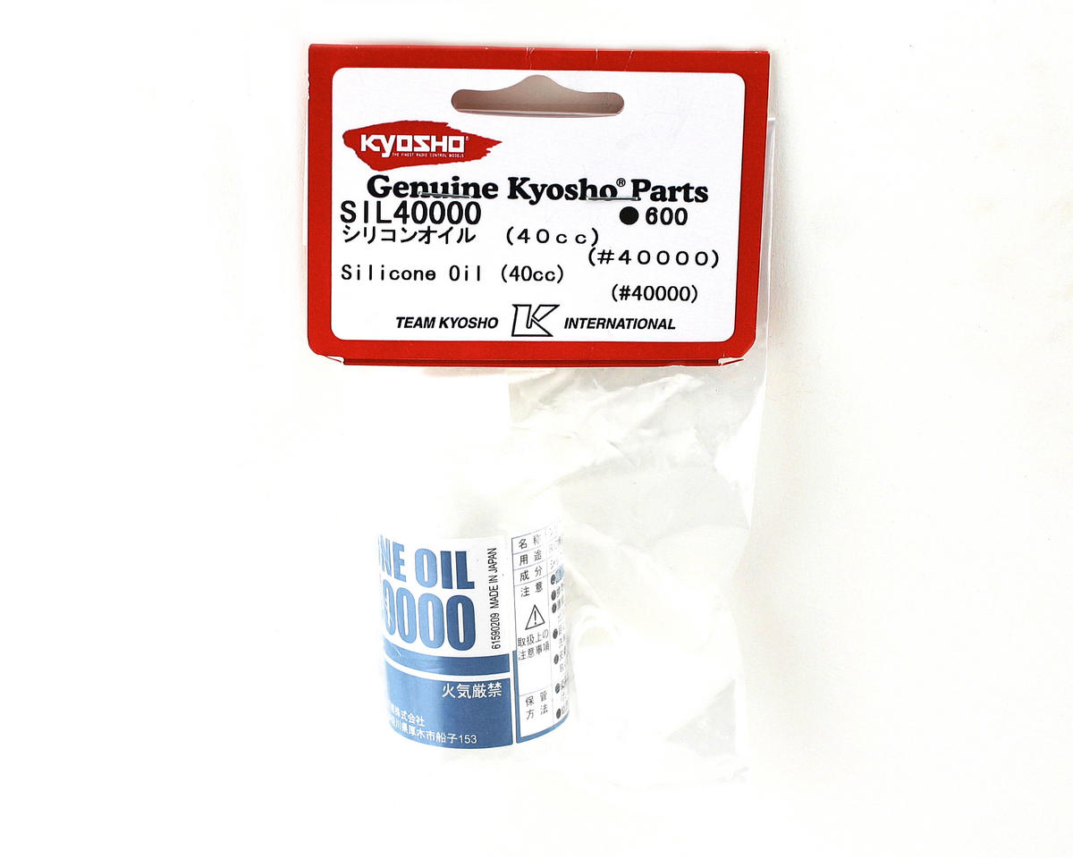 Kyosho Silicone Differential Oil (40cc) (40,000cst)
