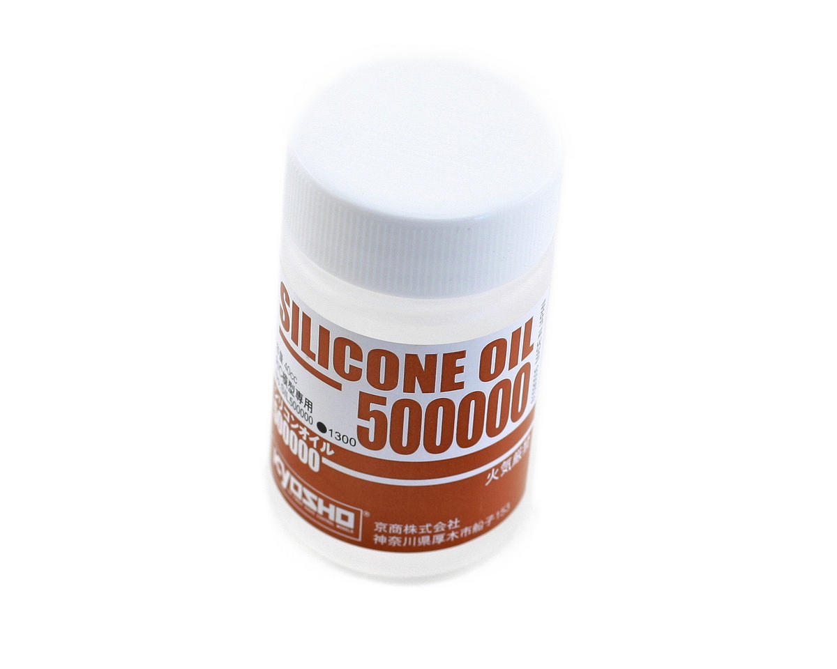 Image 1 for Kyosho Silicone Differential Oil (40cc) (500,000cst)