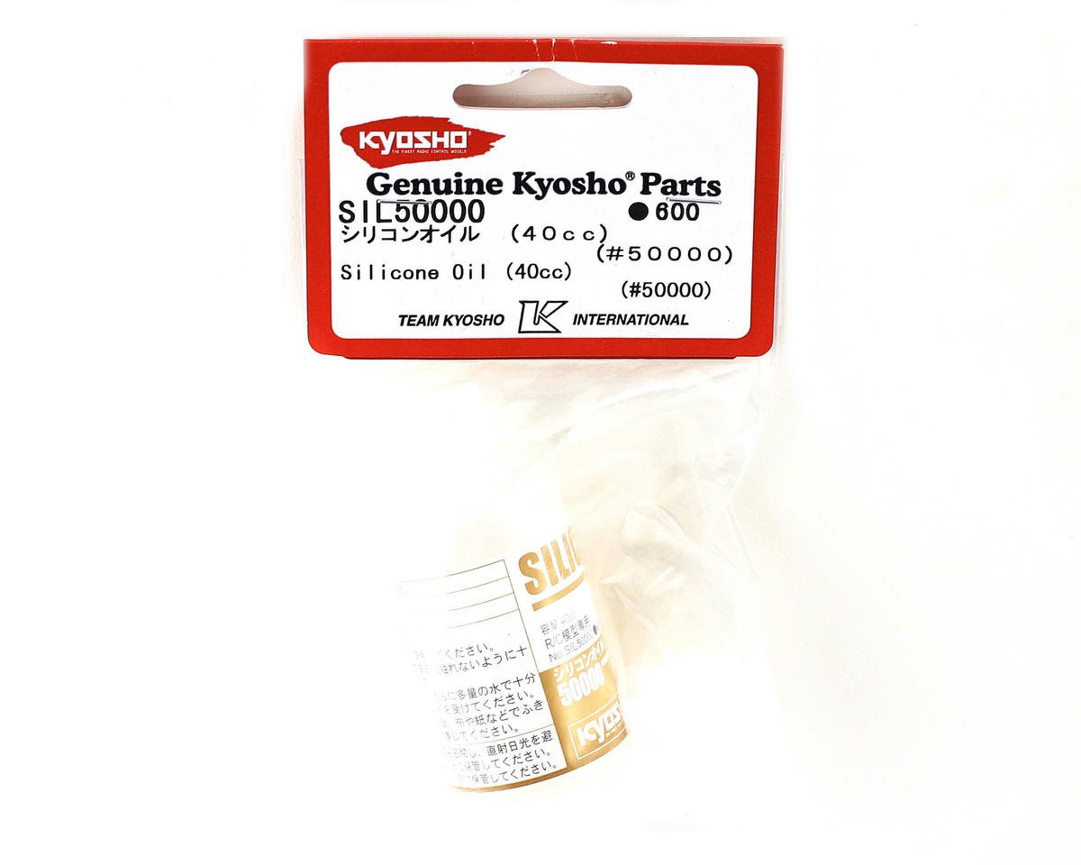 Kyosho Silicone Differential Oil (40cc) (50,000cst)