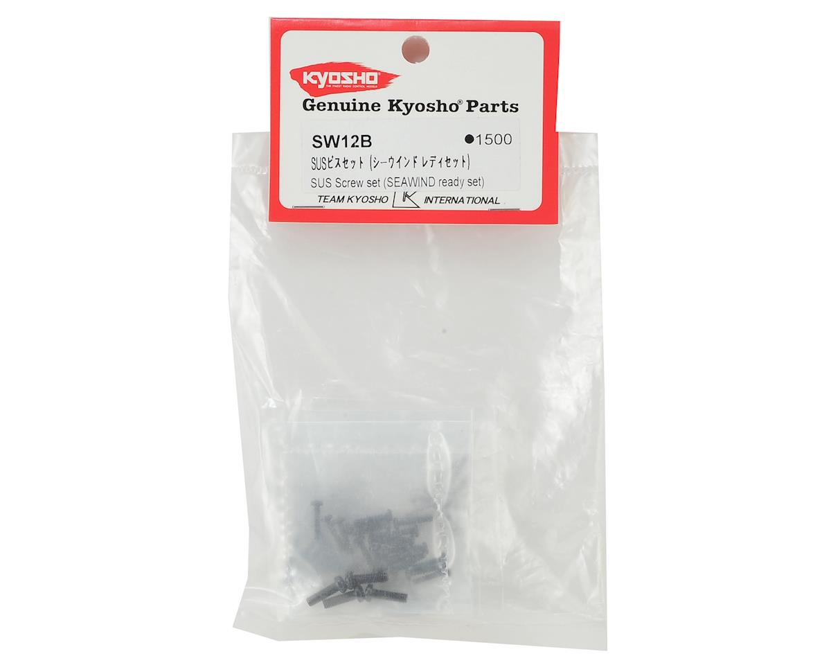 Kyosho Seawind Stainless Screw Set