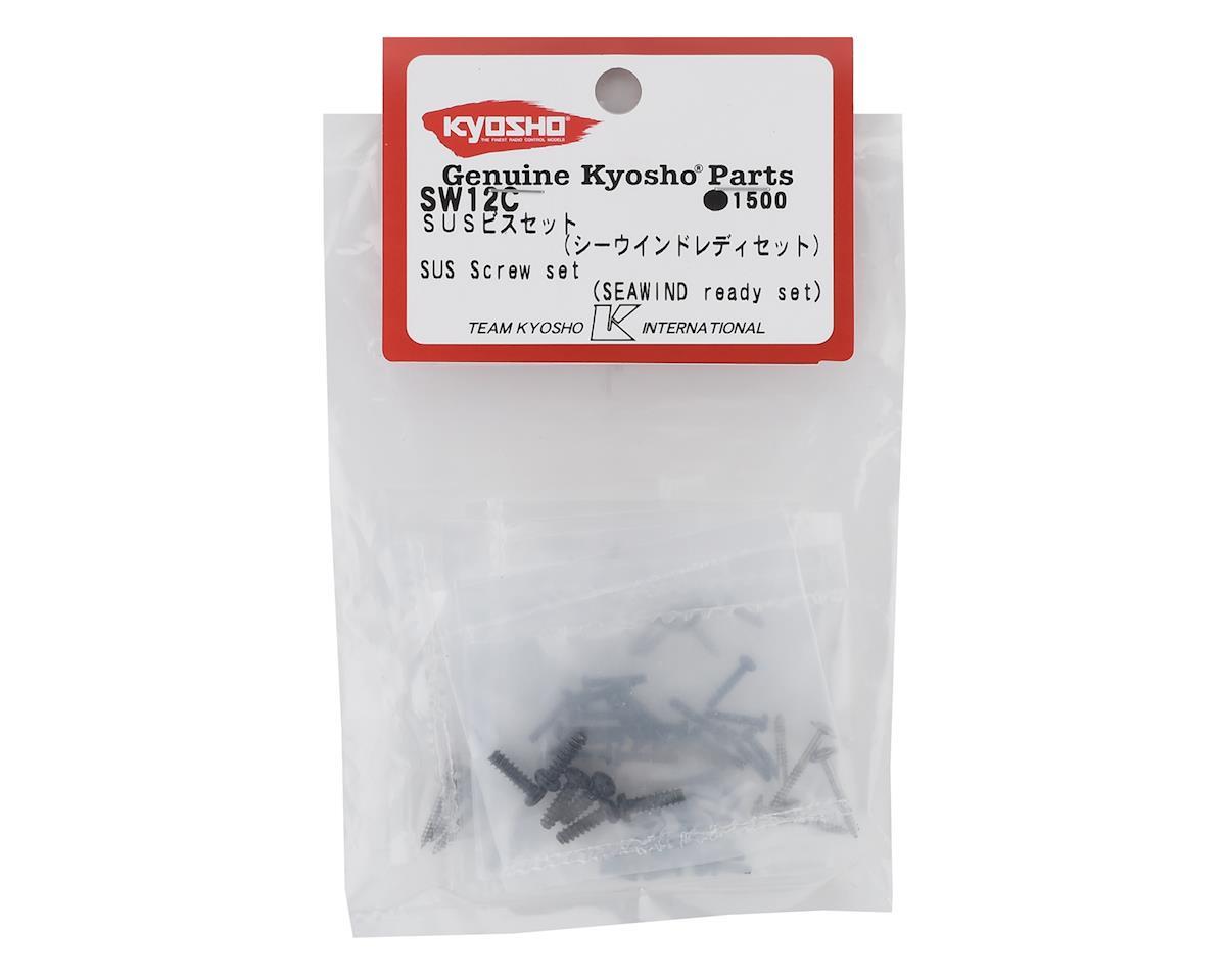 Kyosho Seawind Stainless Screw Set