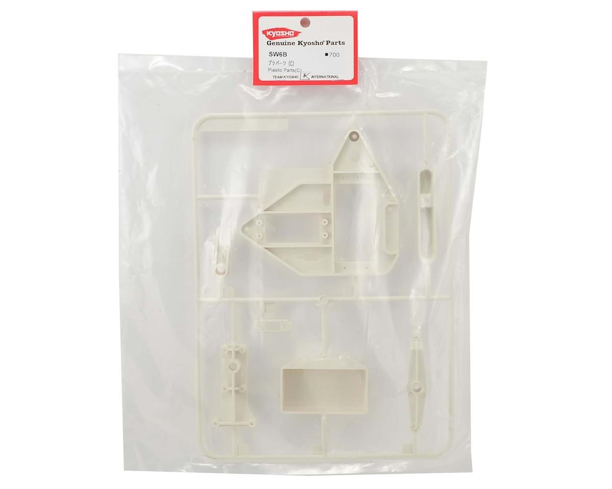 Kyosho Seawind Plastic Parts C