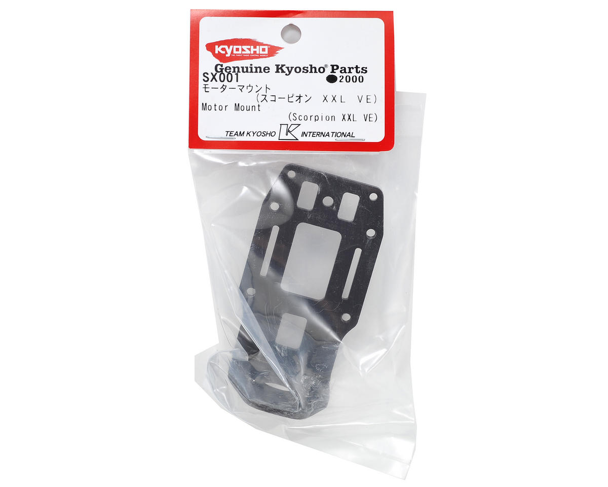 Motor Mount by Kyosho