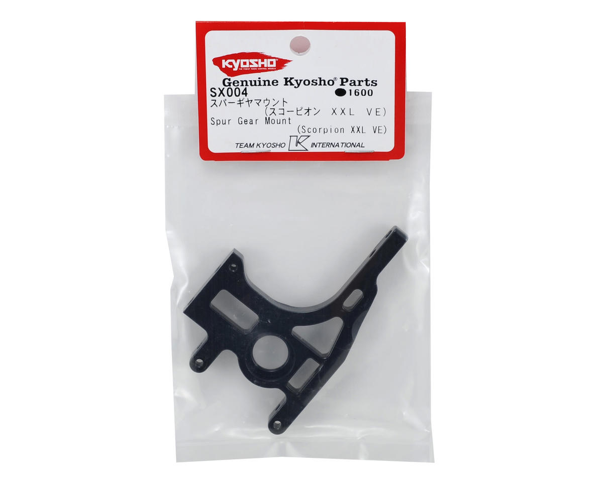 Spur Gear Mount by Kyosho