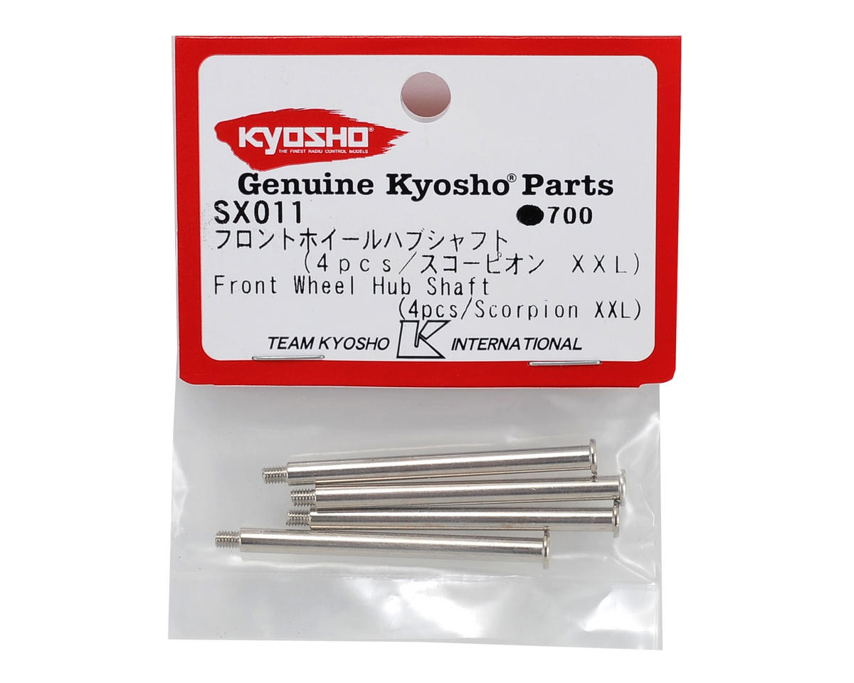Kyosho Front Wheel Hub Shaft (4)