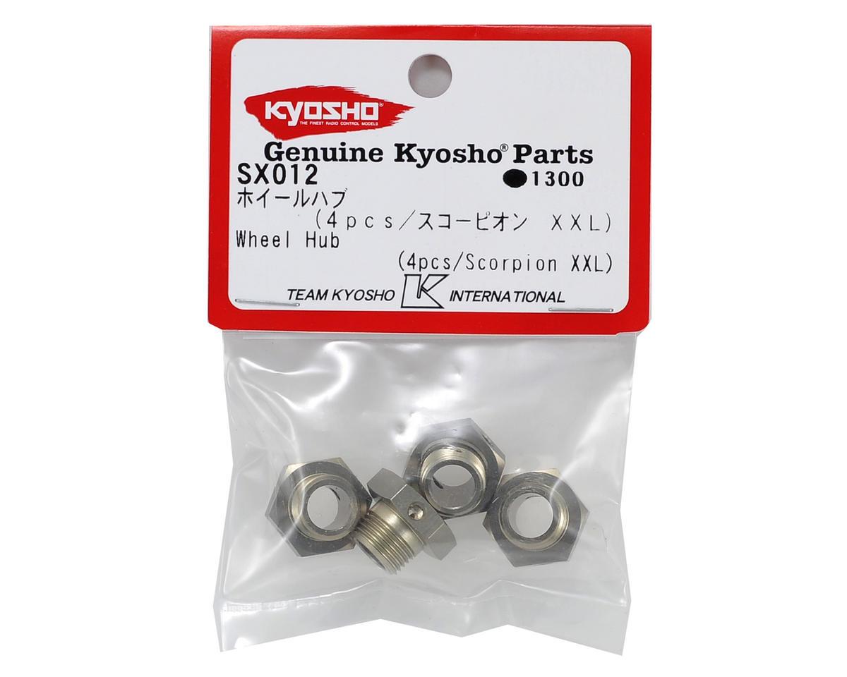 Kyosho Wheel Hub (4)
