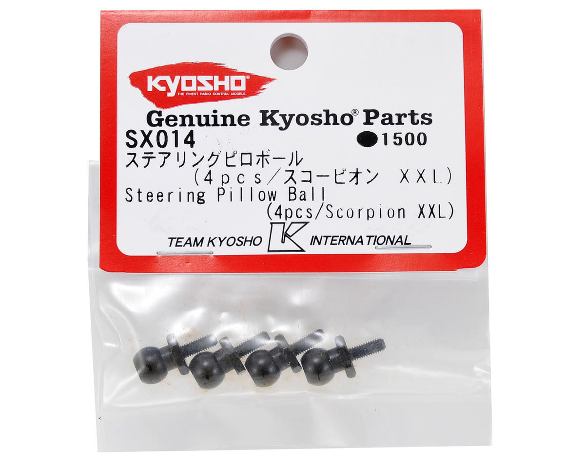 Kyosho Steering Pillow Ball (4)