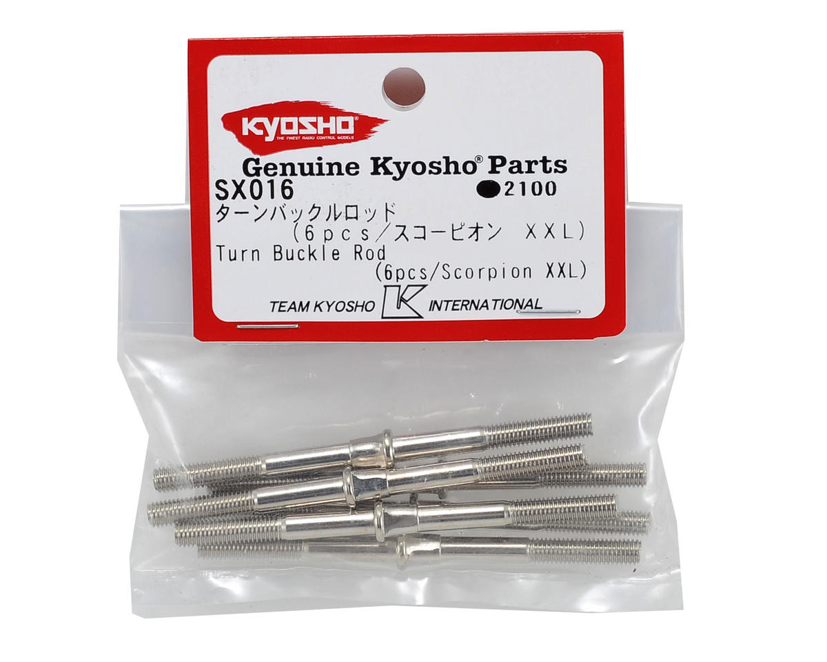 Kyosho Turnbuckle Rod (6)