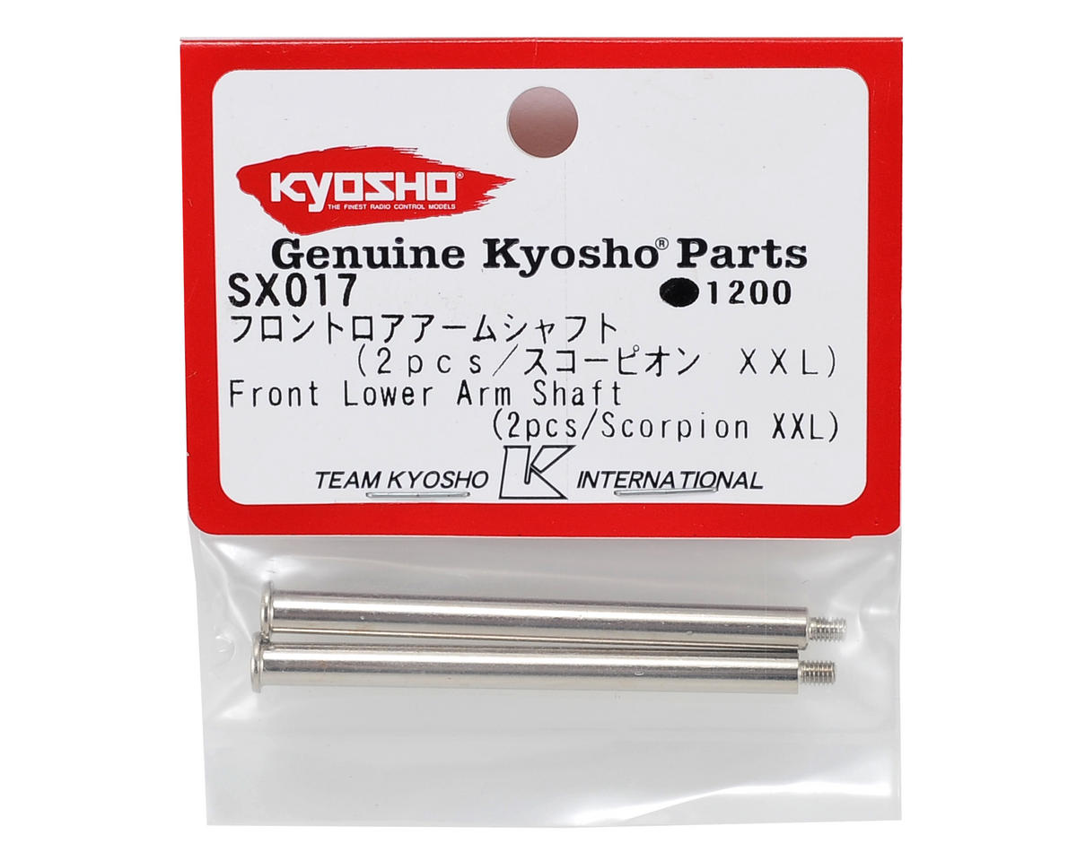 Kyosho Front Lower Arm Shaft (2)