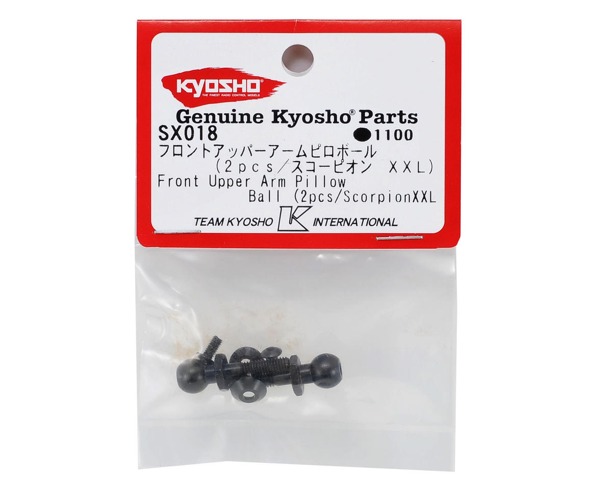 Kyosho Front Upper Arm Pillow Ball (2)