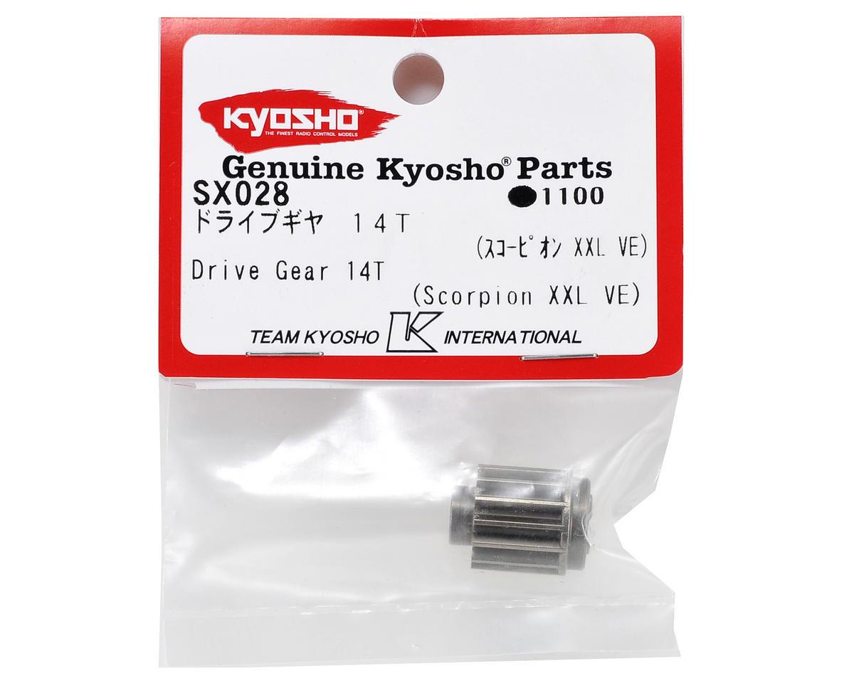 Kyosho Drive Gear (14T)