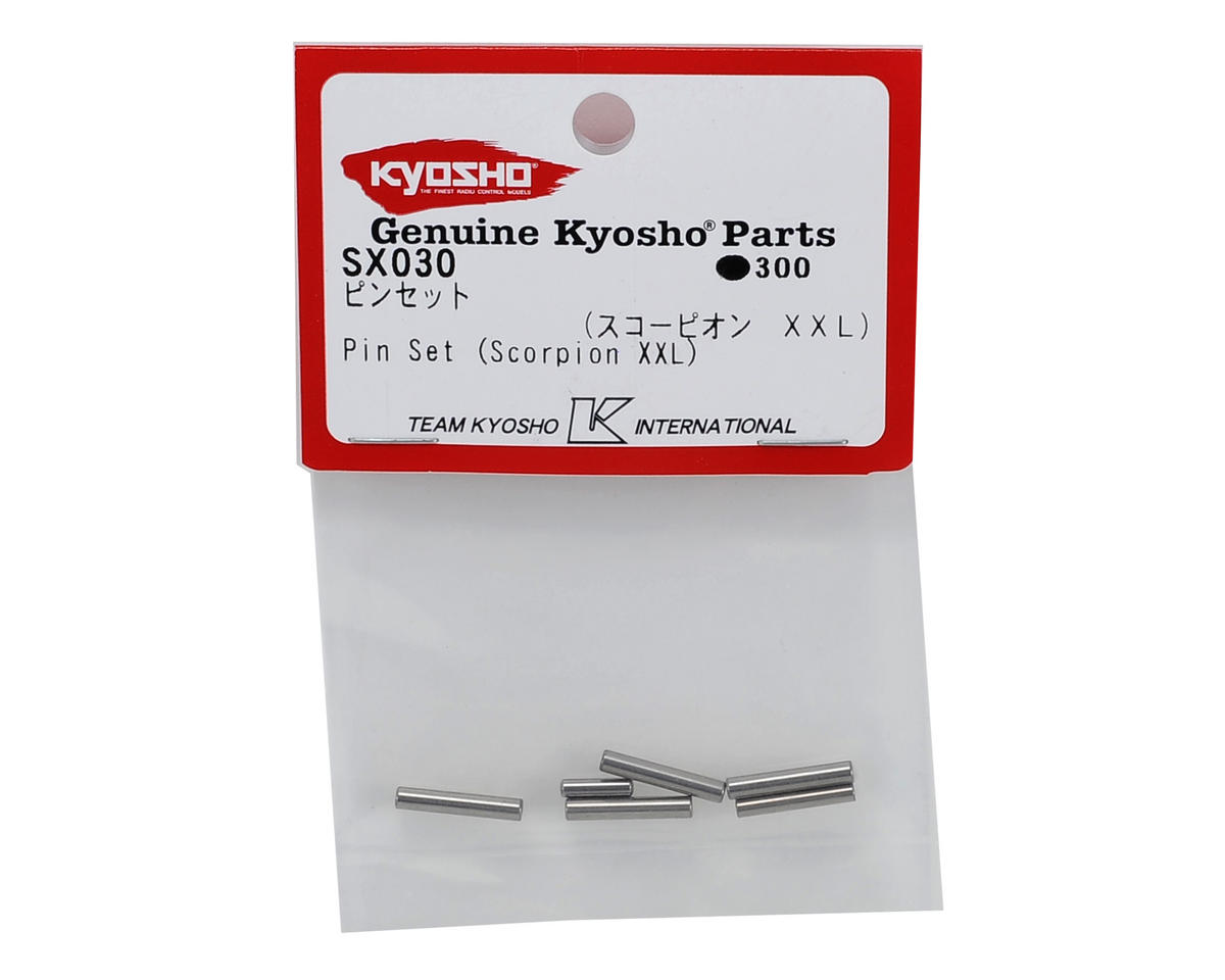 Kyosho Pin Set (6)