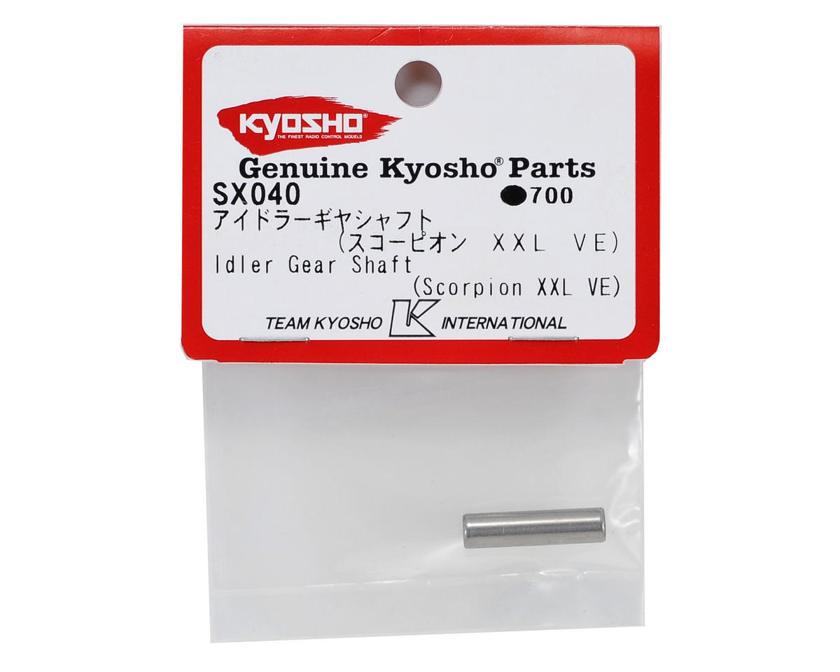 Kyosho Idler Gear Shaft