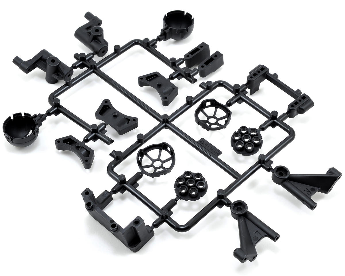 Kyosho Scorpion XXL Front Knuckle Arm Set