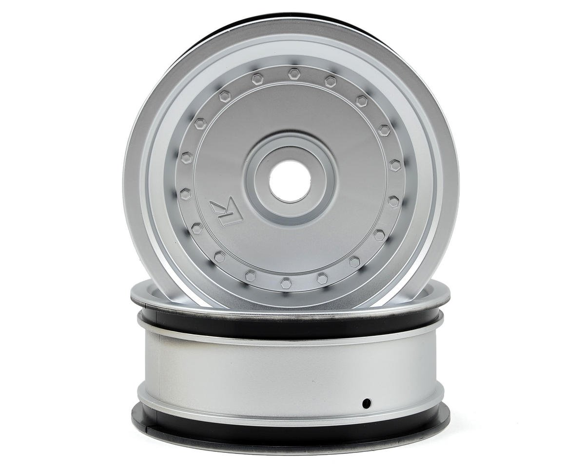 Kyosho Front Wheel (2) (Scorpion XXL VE) (Silver)
