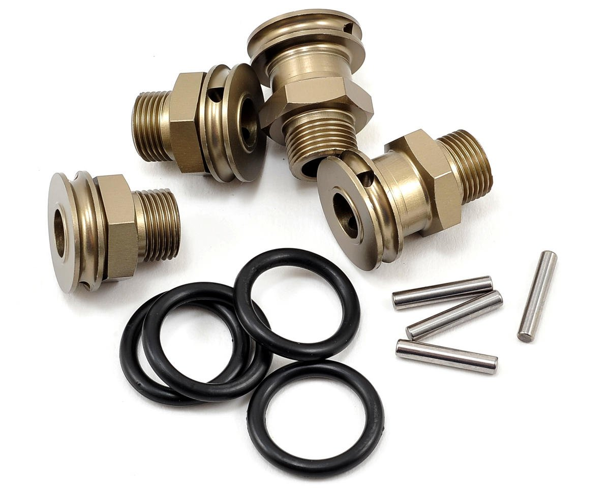 Kyosho Aluminum Wheel Hub Set