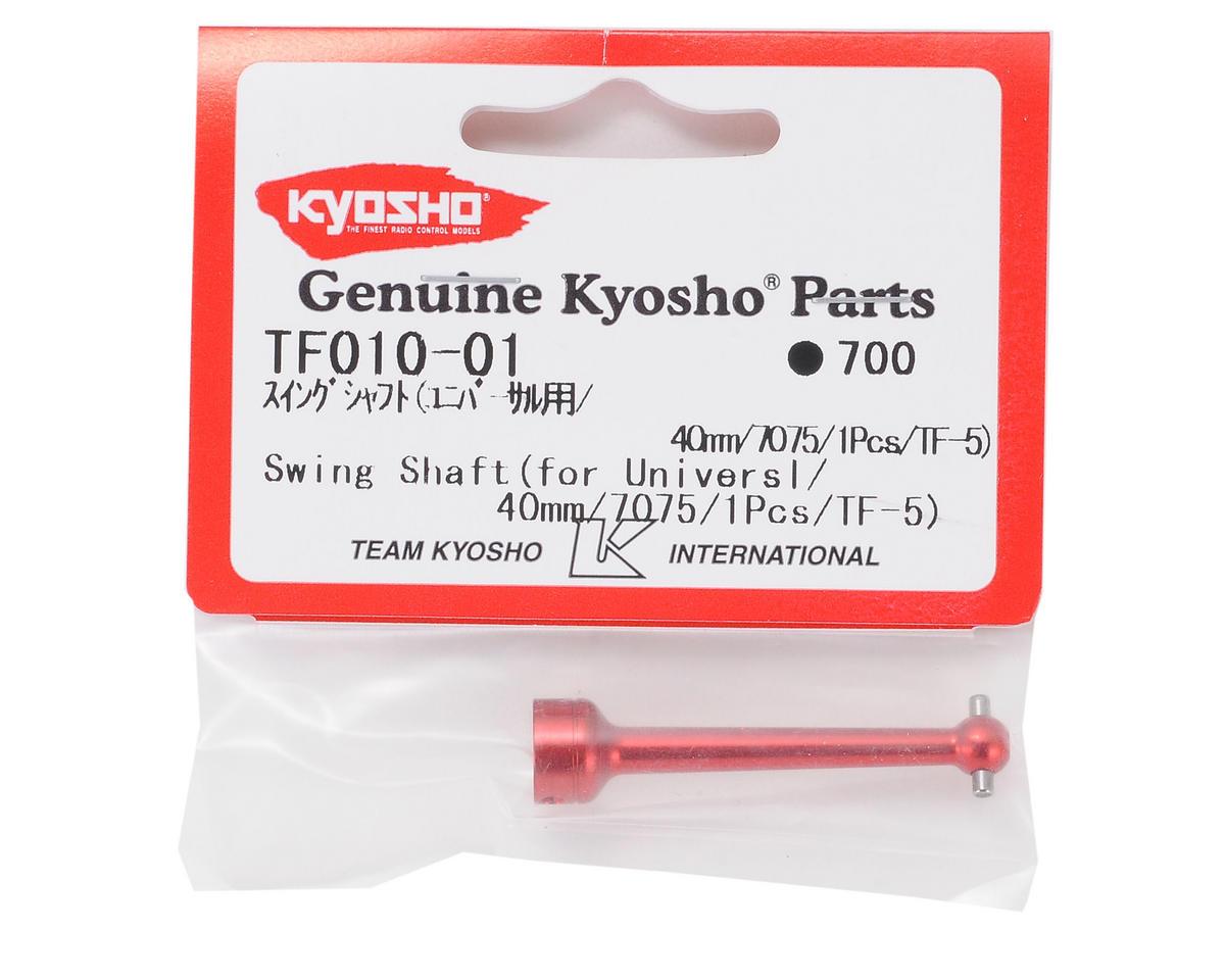 Kyosho 40mm Aluminum Swing Shaft (Red)