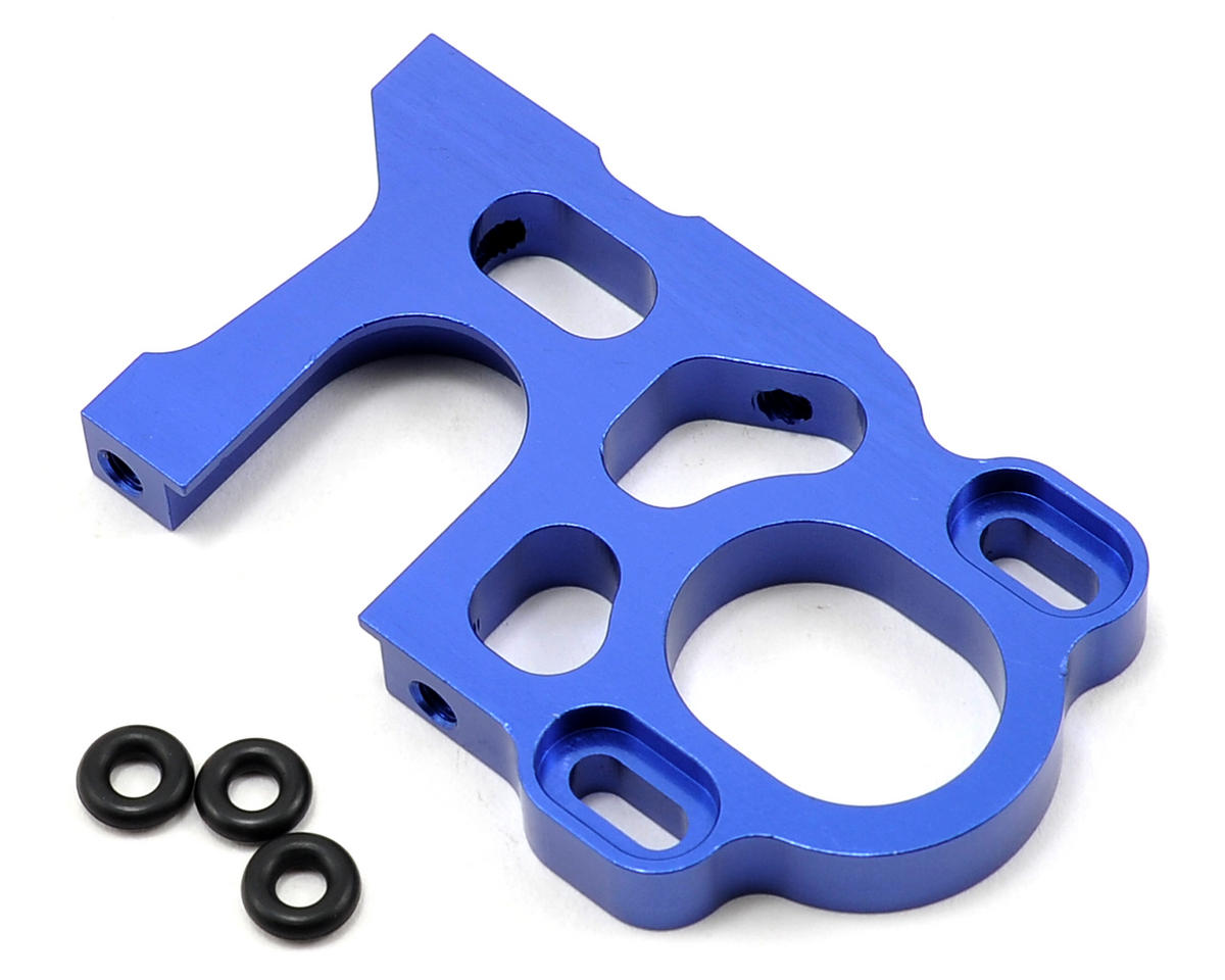Kyosho 1 Piece Motor Mount (Blue)