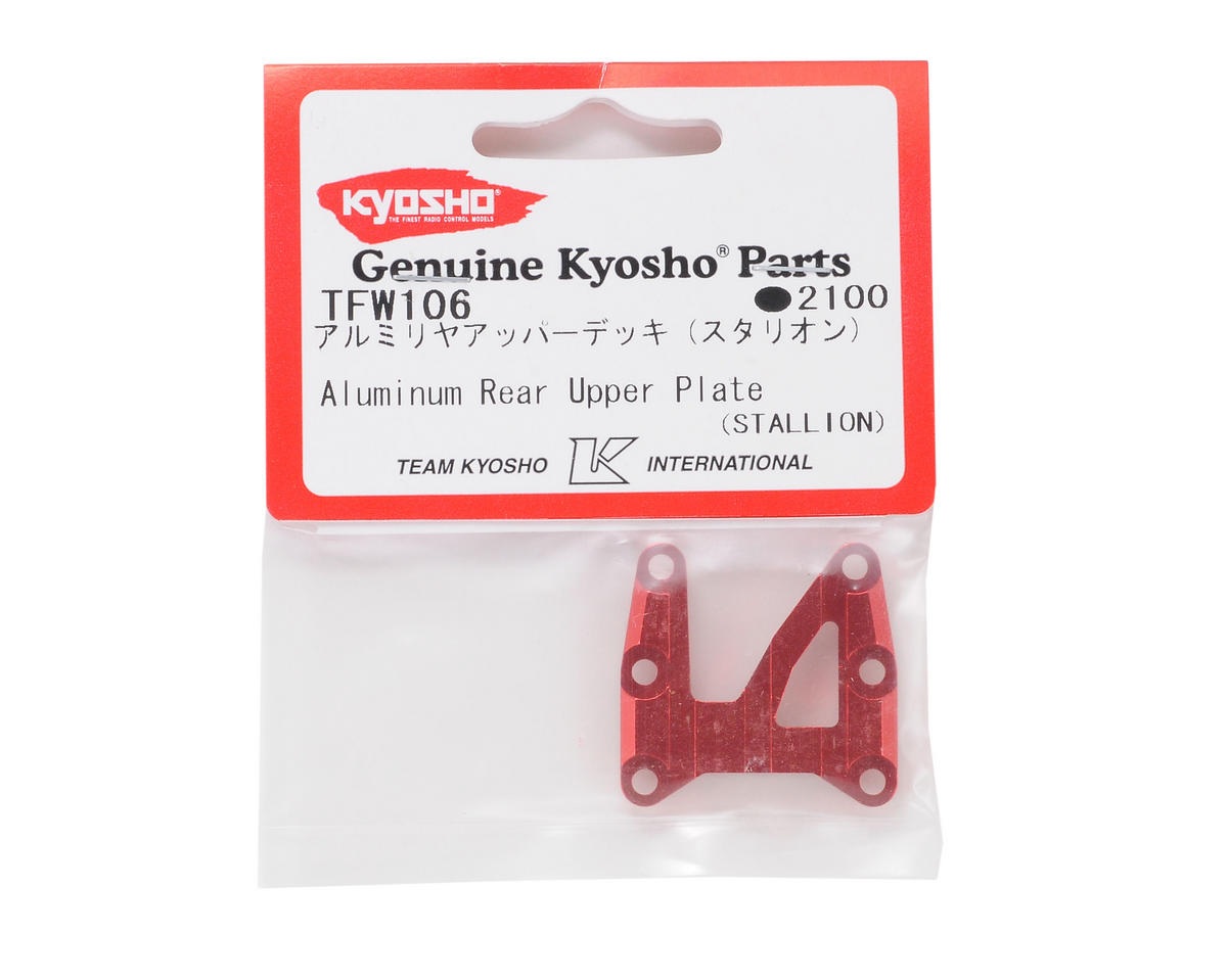 Kyosho Aluminum Rear Upper Plate