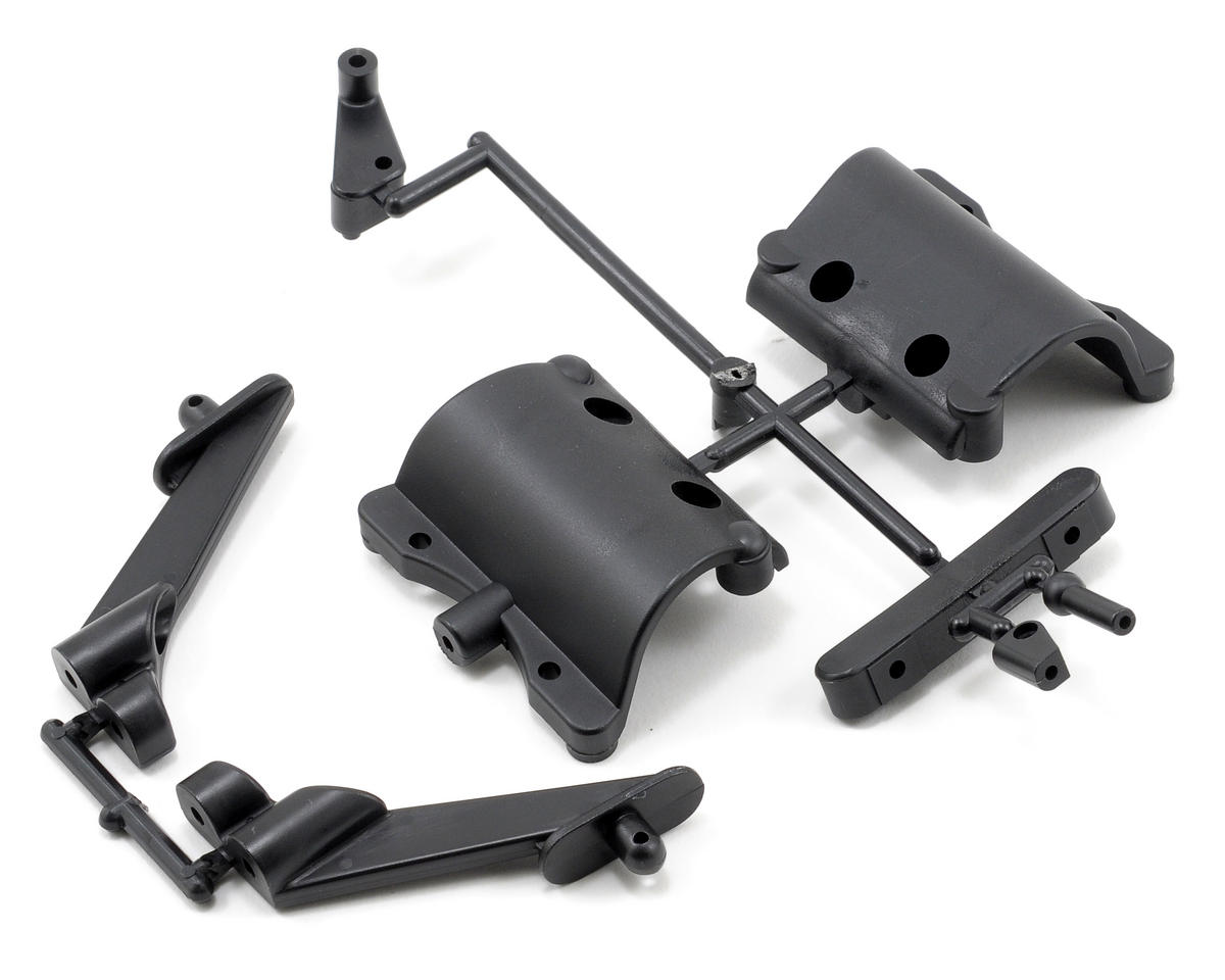 Kyosho DBX Bumper & Wing Stay Set (B Version)