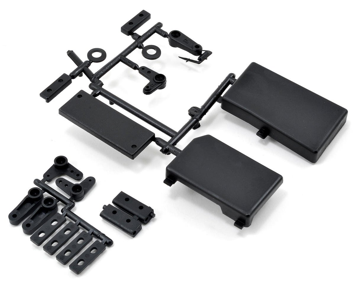 Battery Cover Set by Kyosho