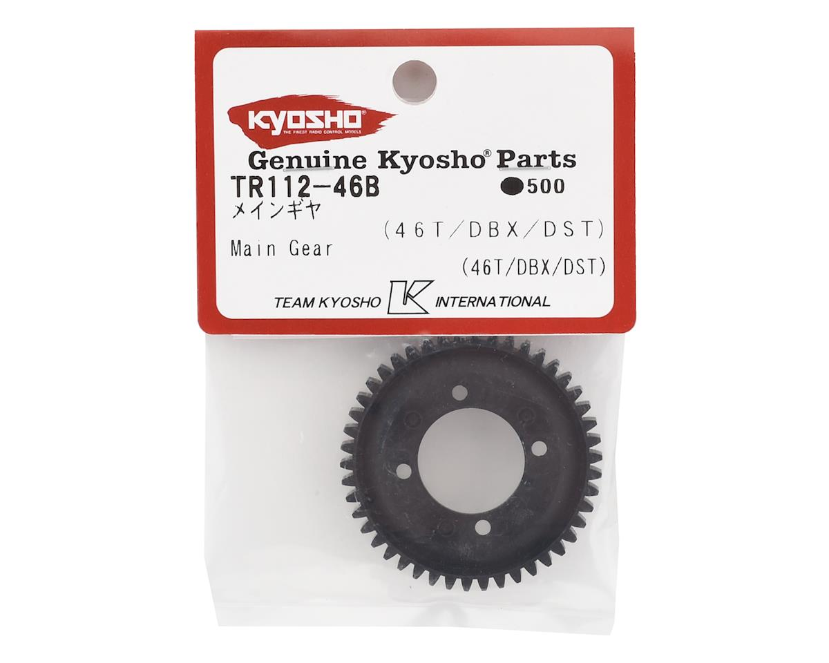 Main Gear (46T / TR18) by Kyosho