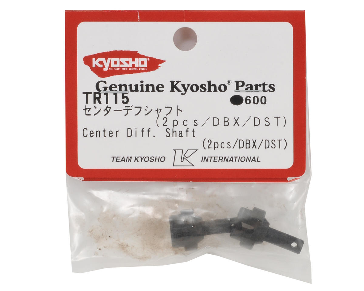 Center Differential Outdrive Set (2) by Kyosho