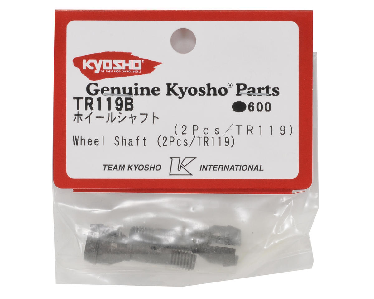 Axle Set (2) by Kyosho