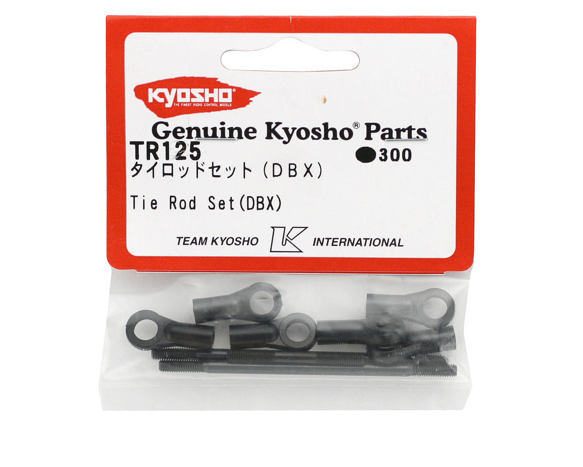 Tie Rod Set (DBX) by Kyosho