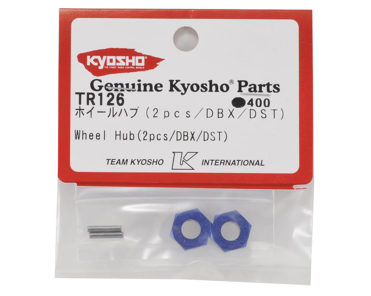 Wheel Hub Set (2) by Kyosho