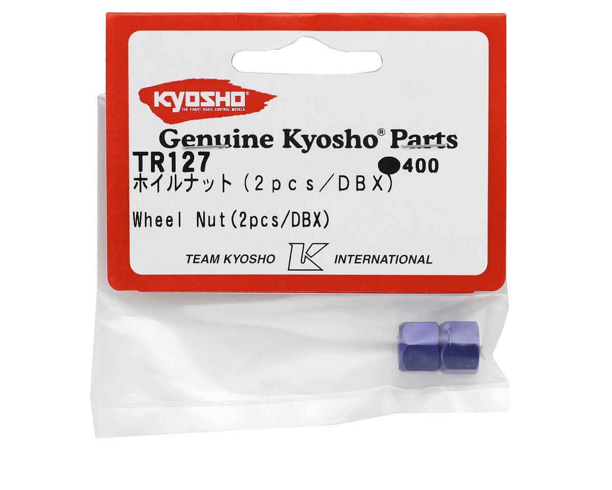 Kyosho Wheel Nut (2) (DBX)