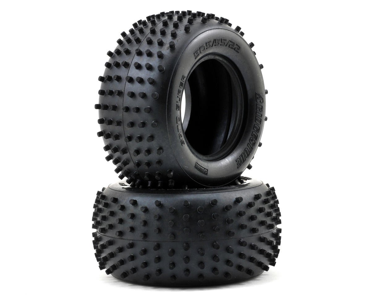 "Kyosho DBX VE Spike 2.2"" 1/10 Truck Tire (2) (DBX)"